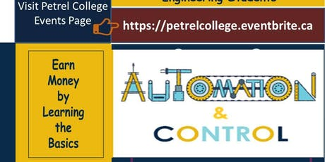 Petrel Workshop: Automation and Control tickets
