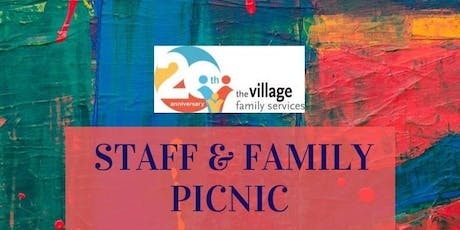 The Village Family Services Staff & Family Picnic tickets