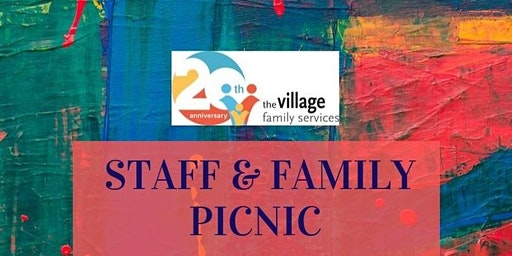 The Village Family Services Staff & Family Picnic