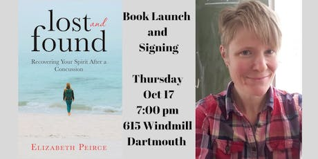 """Book Launch """"Lost and Found - Recovering Your Spirit After a Concussion"""" tickets"""