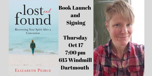 "Book Launch ""Lost and Found - Recovering Your Spirit After a Concussion"""