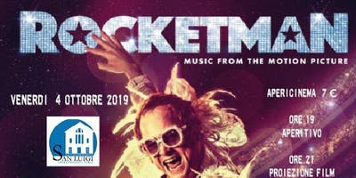 PROIEZIONE DI APERTURA STAGIONE DEL FILM ROCKETMAN