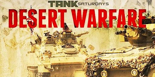 TANK SATURDAY: Desert Warfare