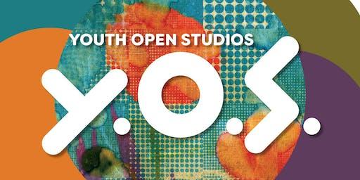 YOS 2019 at San Francisco Children's Art Center