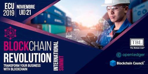 Blockchain Revolution Internation Summit | Quito - Ecuador