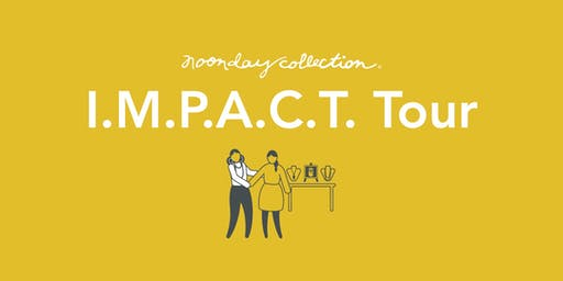 Bloomington, IL - Noonday Collection 2019 I.M.P.A.C.T. Tour