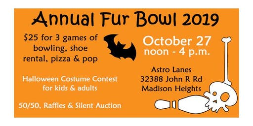 2019 Annual Fur Bowl