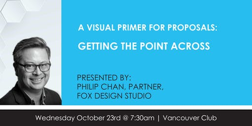 CSMPS Breakfast | A visual primer for proposals - Getting the Point Across