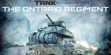 TANK SATURDAY: The Ontario Regiment tickets