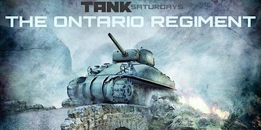 TANK SATURDAY: The Ontario Regiment