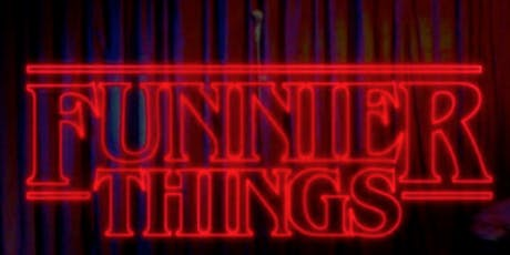 Montreal Comedy Show ( Stand Up Comedy ) Funnier Things tickets