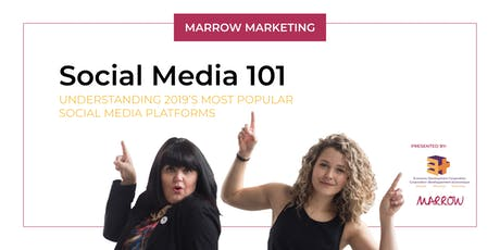 Social Media for Businesses 101 tickets