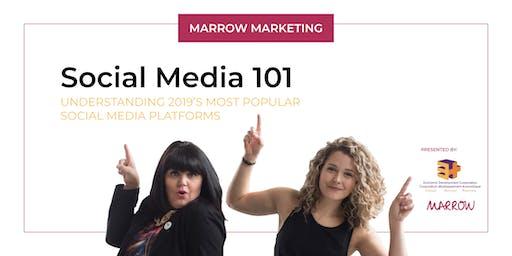 Social Media for Businesses 101