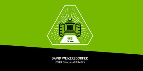 Robotics AI at NVIDIA tickets