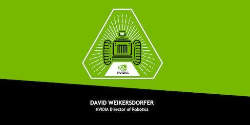 Robotics AI at NVIDIA