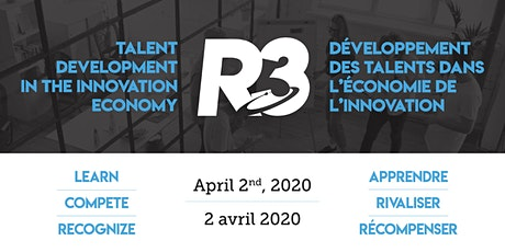 R3 - Talent Development in the Innovation Economy tickets