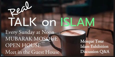 REAL TALK on Islam: Open Discussion + Q&A tickets