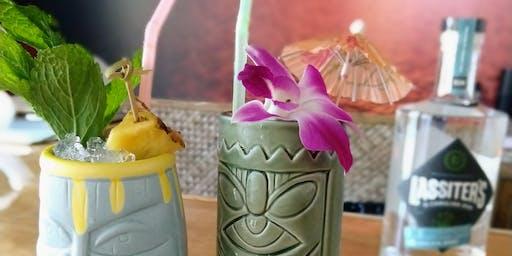 Lassiter Distilling Cocktail Class: Tiki Cocktails & Culture