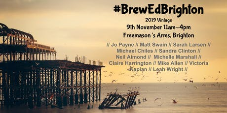 #BrewEdBrighton tickets