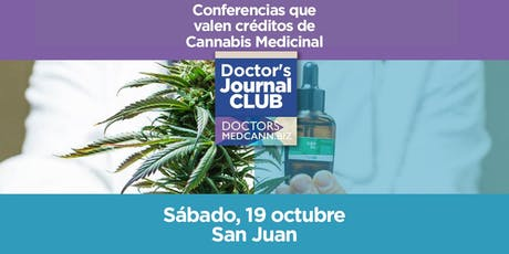 Doctor's Journal Club | 19 octubre 2019 tickets