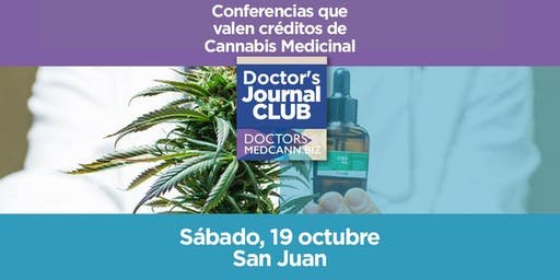 Doctor's Journal Club | 19 octubre 2019