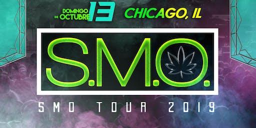 S.M.O. TOUR 2019