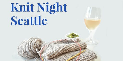Row House Knit Night - Seattle - October 15th