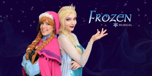 FROZEN - Musical (sessão extra)