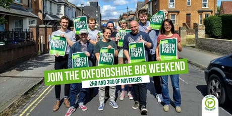 Young Greens Big Weekend in Oxfordshire #YGBigWeekend tickets