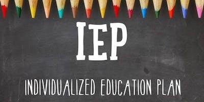 BVIU- Writing IEPs for Educational Benefit