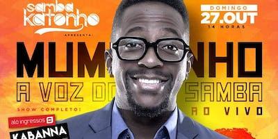 Samba Katonho Show do Mumuzinho