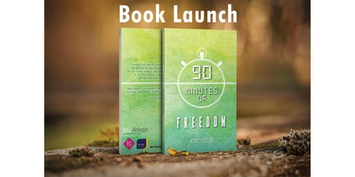 90 Minutes of Freedom - Cardiff Book Launch