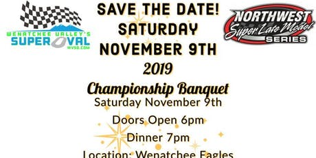 WVSO/NWSLMS Banquet tickets