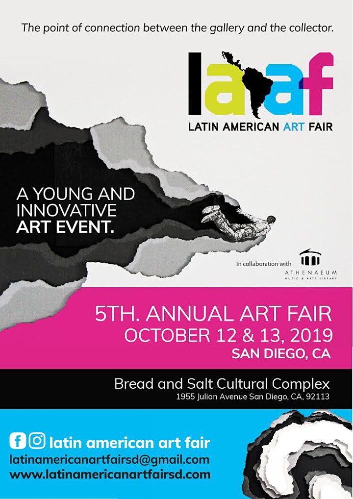 Latin American Art Fair 2019 image