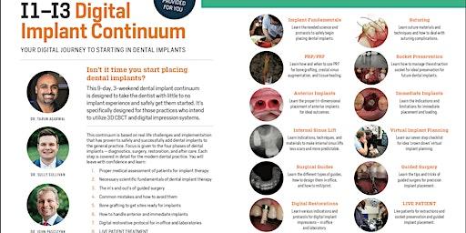 I1-3 - Digital Implant Continuum