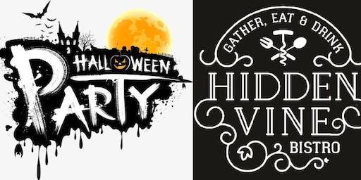 Hidden Vine Halloween Party
