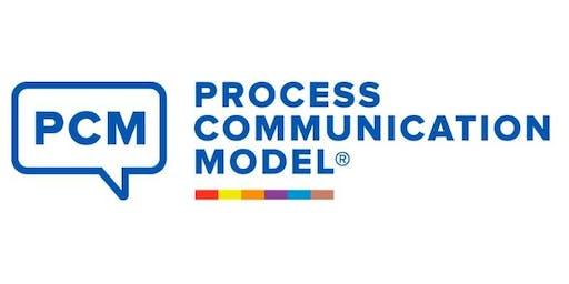 Process Communication Model (2 jours pour compléter le niveau 1 21-28 oct)