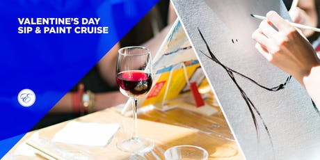 Valentine's Day Sip & Paint Cruise tickets
