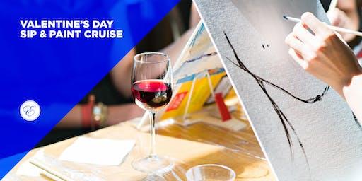 Valentine's Day Sip & Paint Cruise