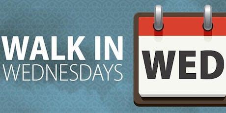 Walk-In Wednesday Nurse Hiring Event tickets