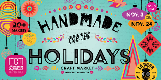 Handmade for the Holidays - November 24