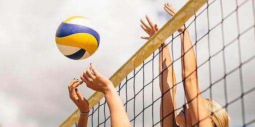 Fall Kick-Off BBQ & Volleyball Tournament
