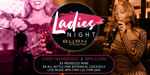 Ladies Night at BURN