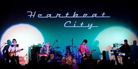 Heartbeat City tickets