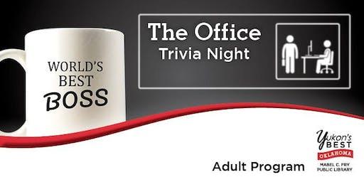 The Office - Trivia Night