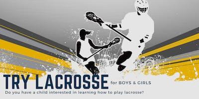 Try Lacrosse