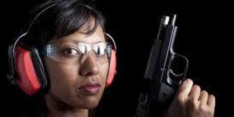C.A.S. Ladies ONLY Basic Pistol Class tickets