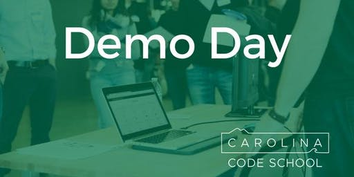 Carolina Code School Demo Day - Fall 2019