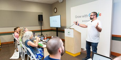 Grow with Google and the NWMO Enterprise Facilitation tickets