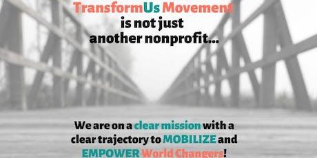 TransformUs Movement  November November Open House tickets